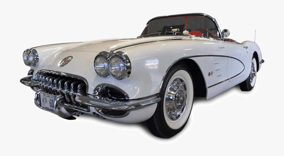 1960 Chevy Corvette.