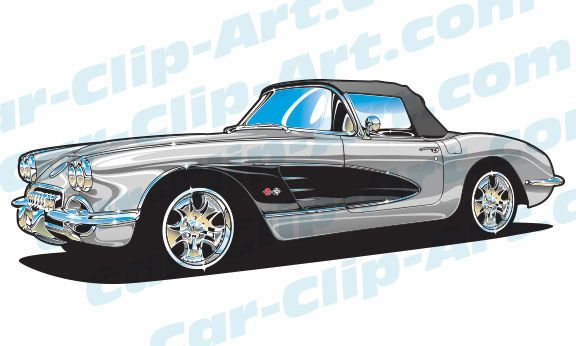 The best free Corvette vector images. Download from 85 free.