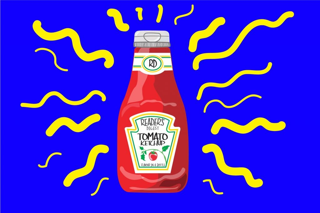 Case Closed: Here\'s Where You Should Store Your Ketchup.