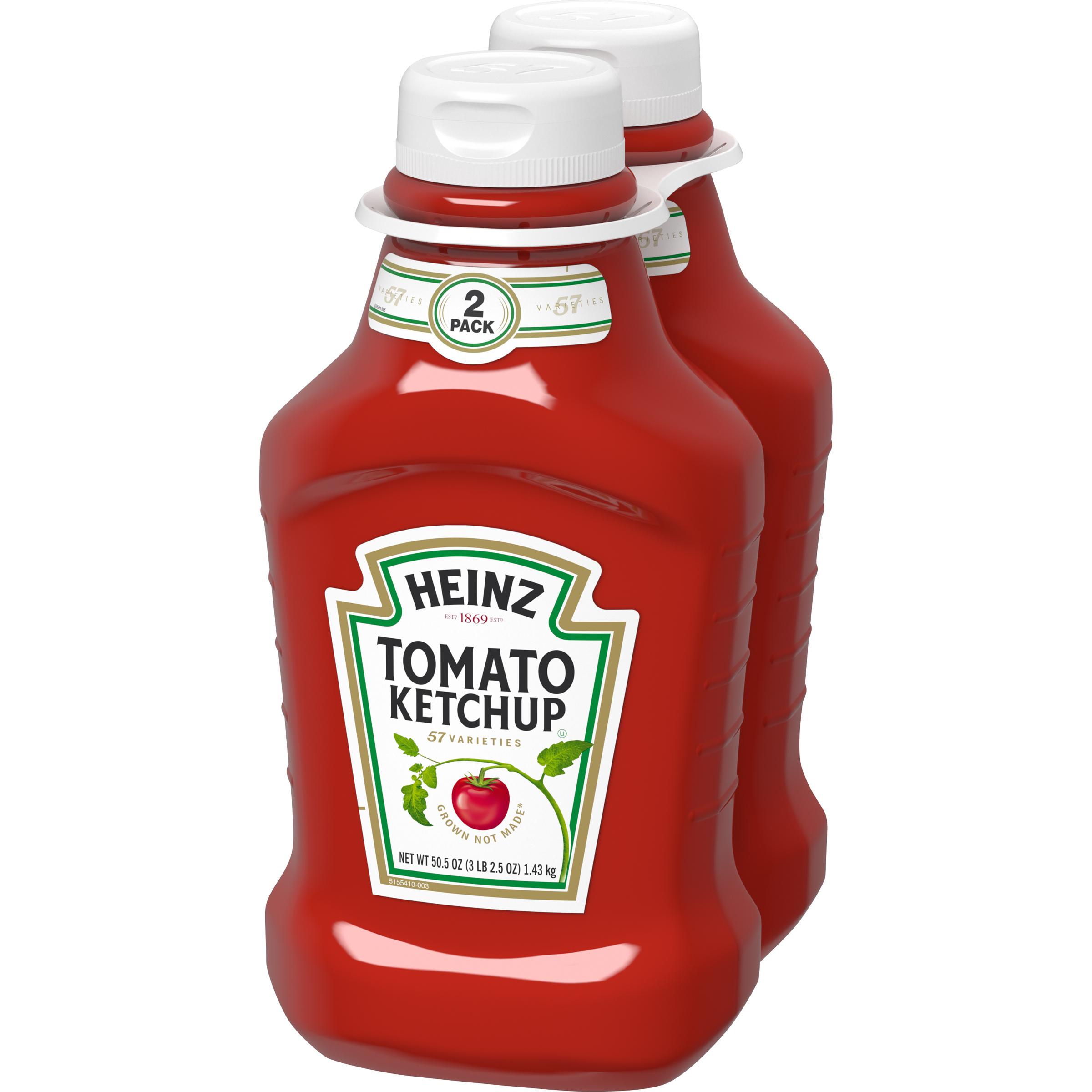 Heinz® Ketchup.
