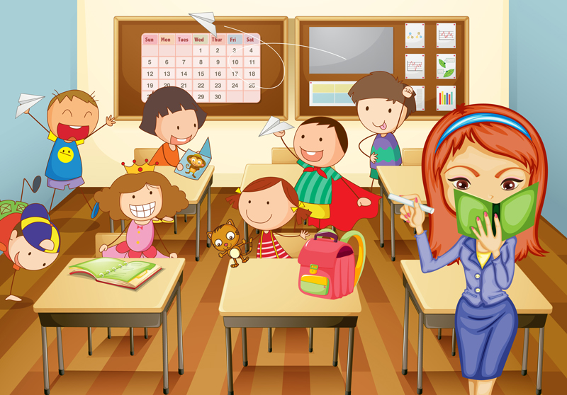 Noisy classroom clipart clipart images gallery for free.