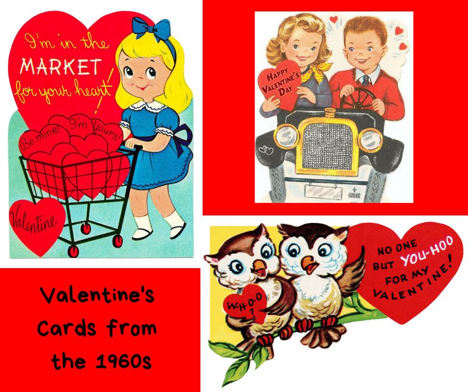 Remember \'Back in the Day\' Celebrating Valentine\'s Day in.