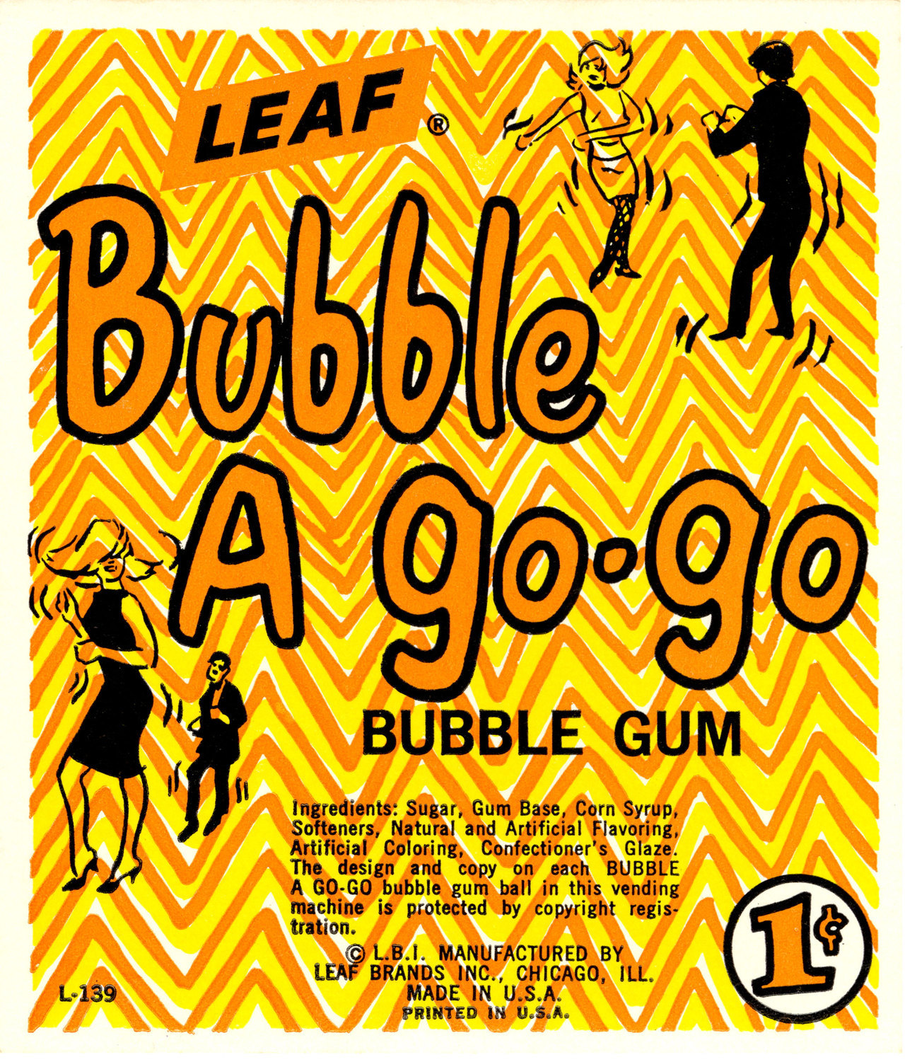 Melts in Your Mind — Bubble A Go.