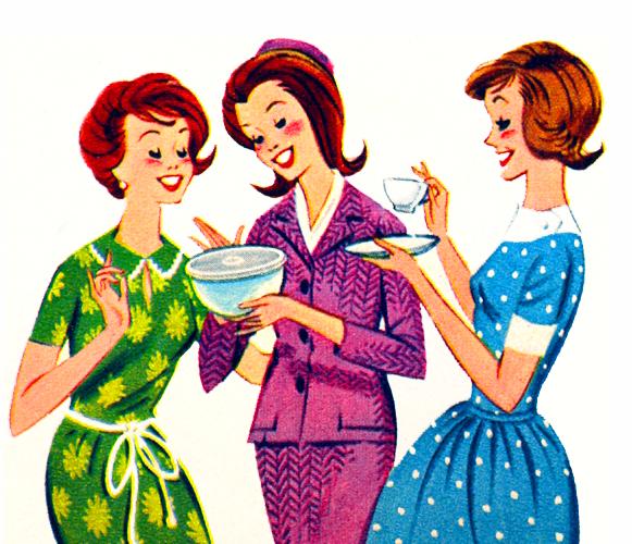 Detail from Tupperware catalog c.1960s.