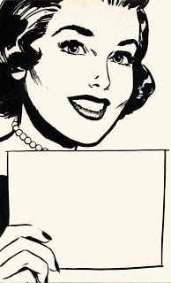 Collage Candy: Beauty advice booklets from the 1960s.