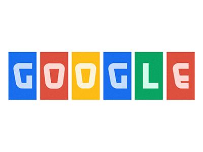 1960s Google Logo by Michael Steeber on Dribbble.