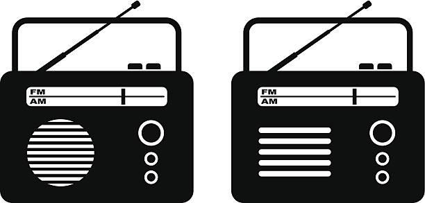 Radio Clipart.