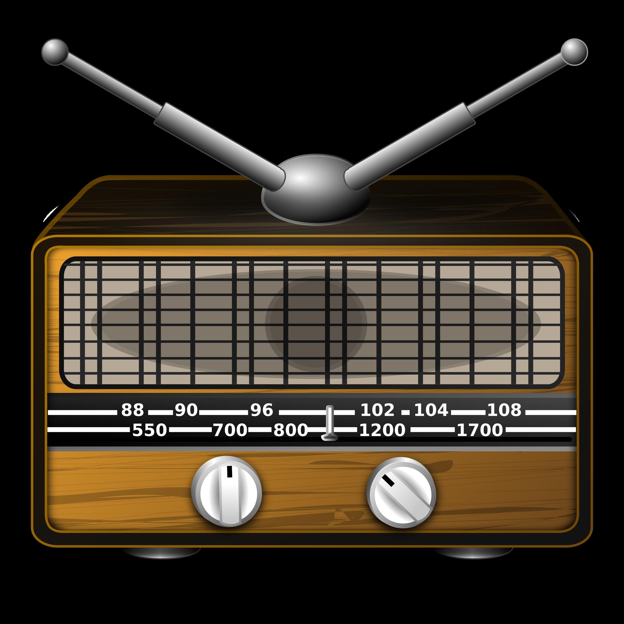 Radio Picture Clipart.