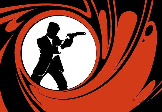 Secret Agent Escape.