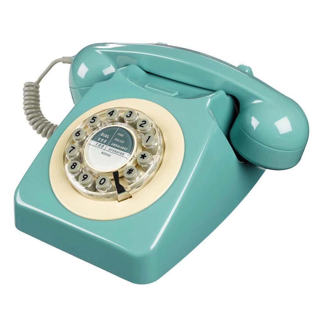 746 Replica Phone 1960s Classic Design Telephone.