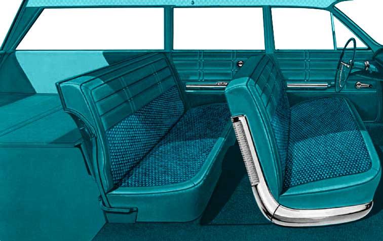1963 Chevrolet Impala Parts.