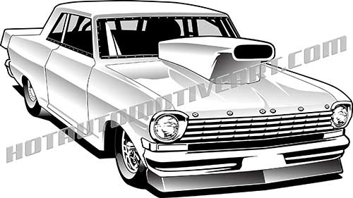 Chevrolet vector clipart.