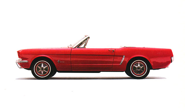 Gallery For > 1964 Mustang Clipart.