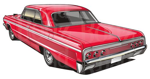 Impala Clipart.