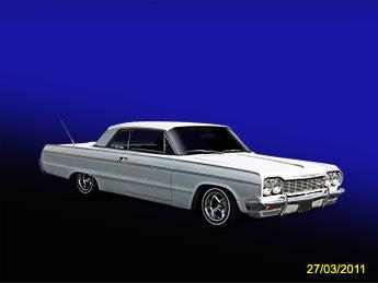 1964 impala clipart.