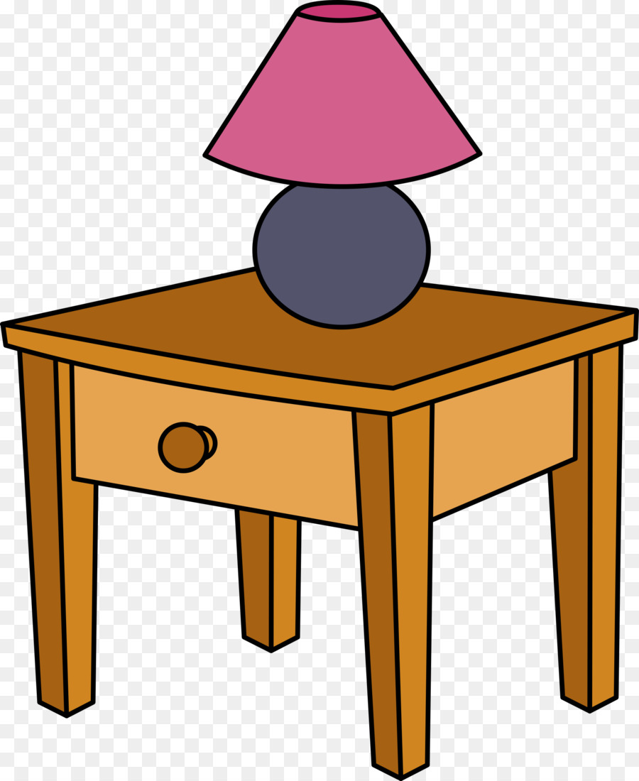 Bedside Tables Drawer Bedroom Clip art.