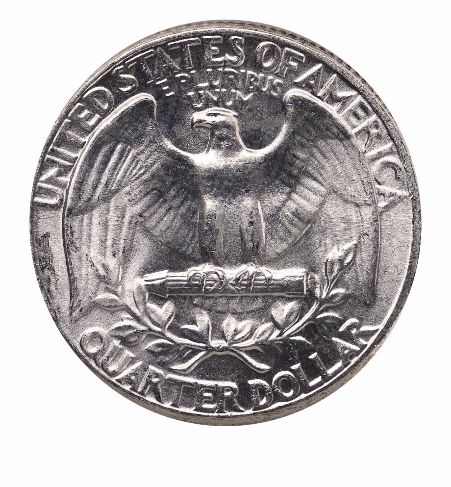 1964 Quarter Obverse 1964 Quarter Reverse.