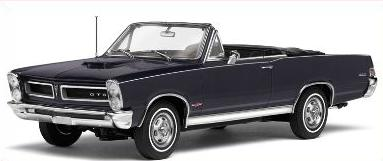 Free \'65 Pontiac GTO Clipart.