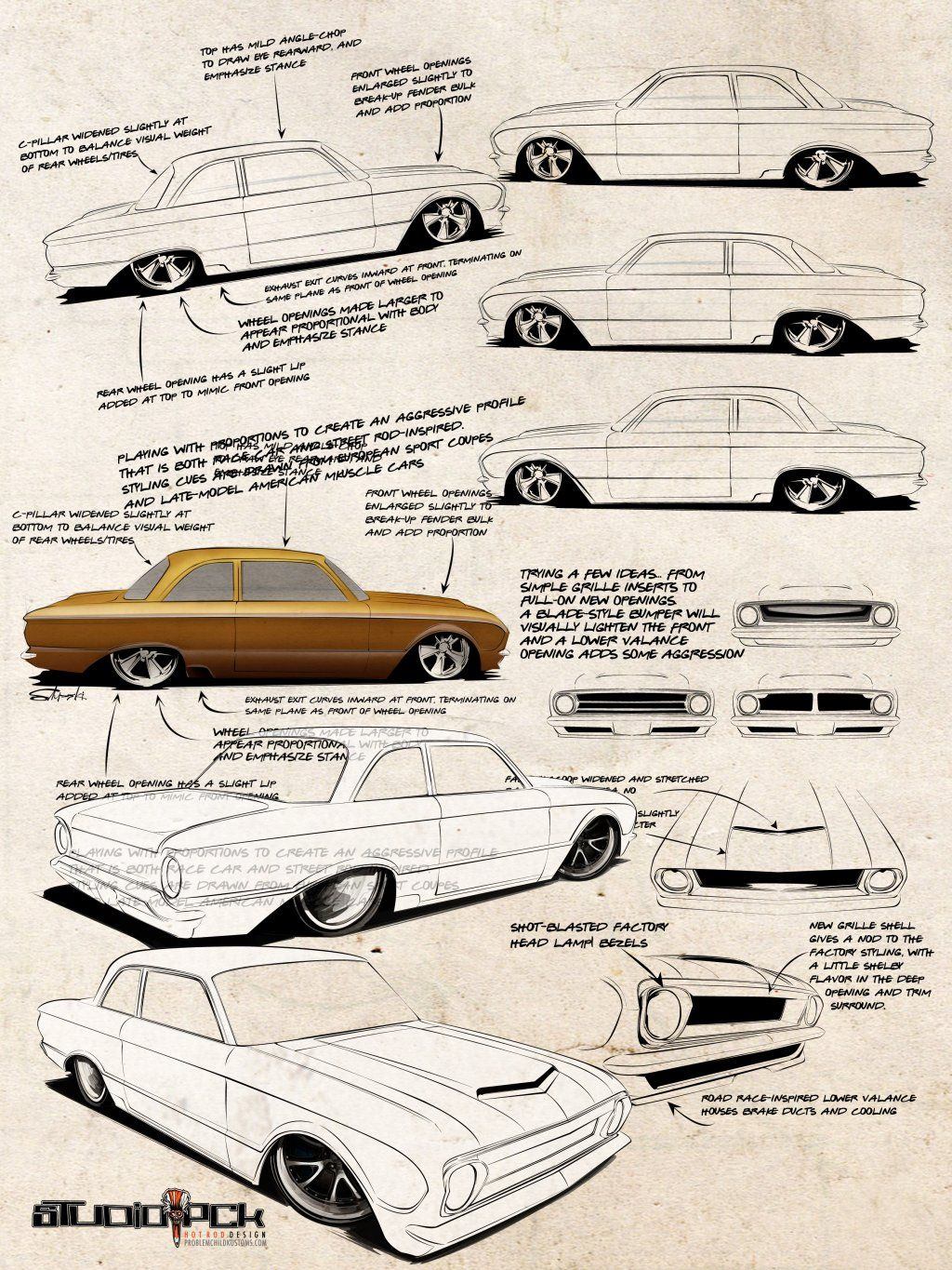 1965 ford falcon profile clipart clipart images gallery for.