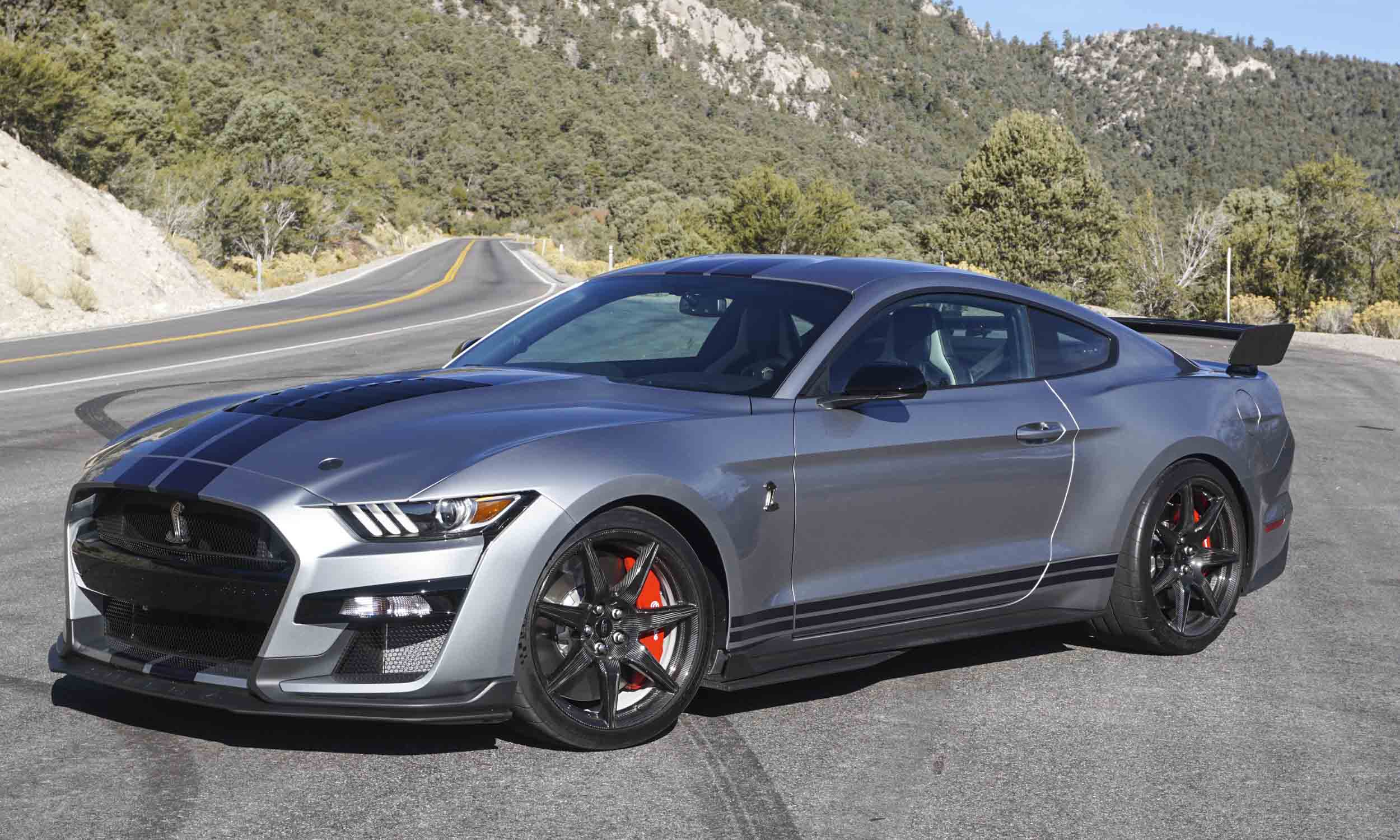 2020 Ford Mustang Shelby GT500: First Drive Review.