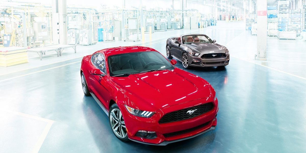 2015 Ford Mustang: In.