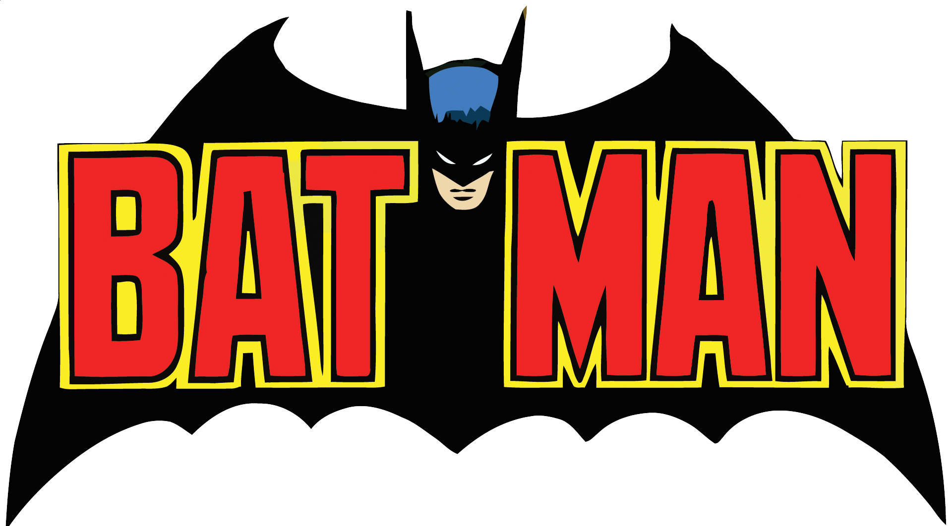Free Batman Logo Vector, Download Free Clip Art, Free Clip Art on.