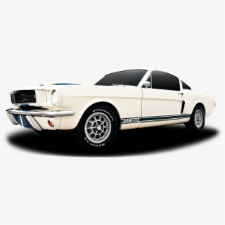 Transparent Mustang Car Png.