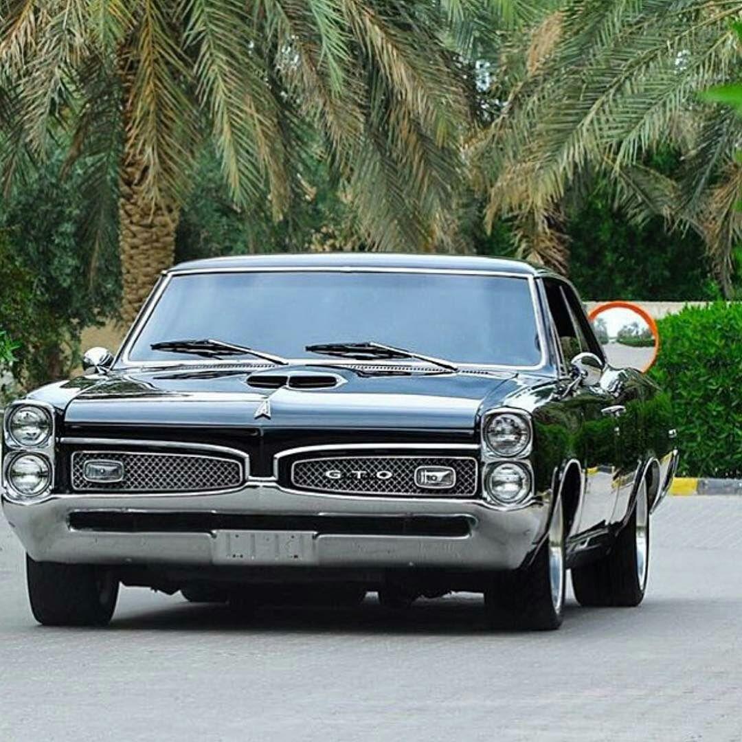 throttlestomper: 1966 Pontiac GTO.