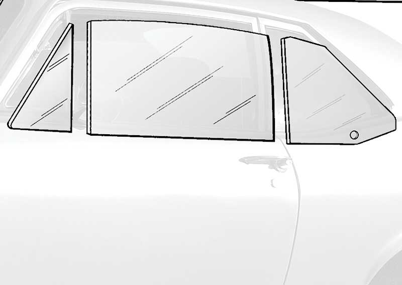 1966 Chevrolet Chevy II Nova Parts.
