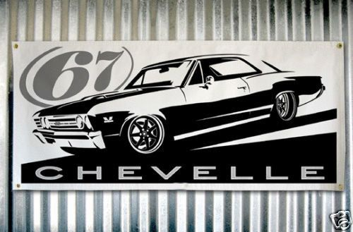 1967 Chevelle Pro Tour Silhouette custom by RidgeTopDesigns.