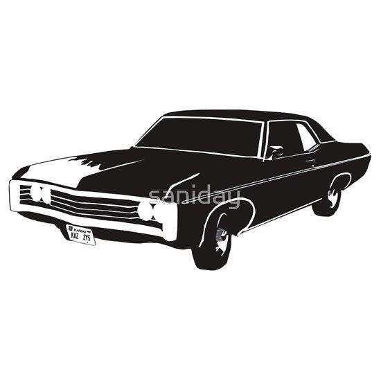 Chevy Impala.