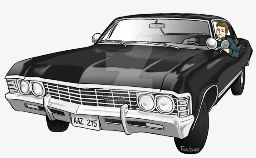 Supernatural Impala Png & Free Supernatural Impala.png.