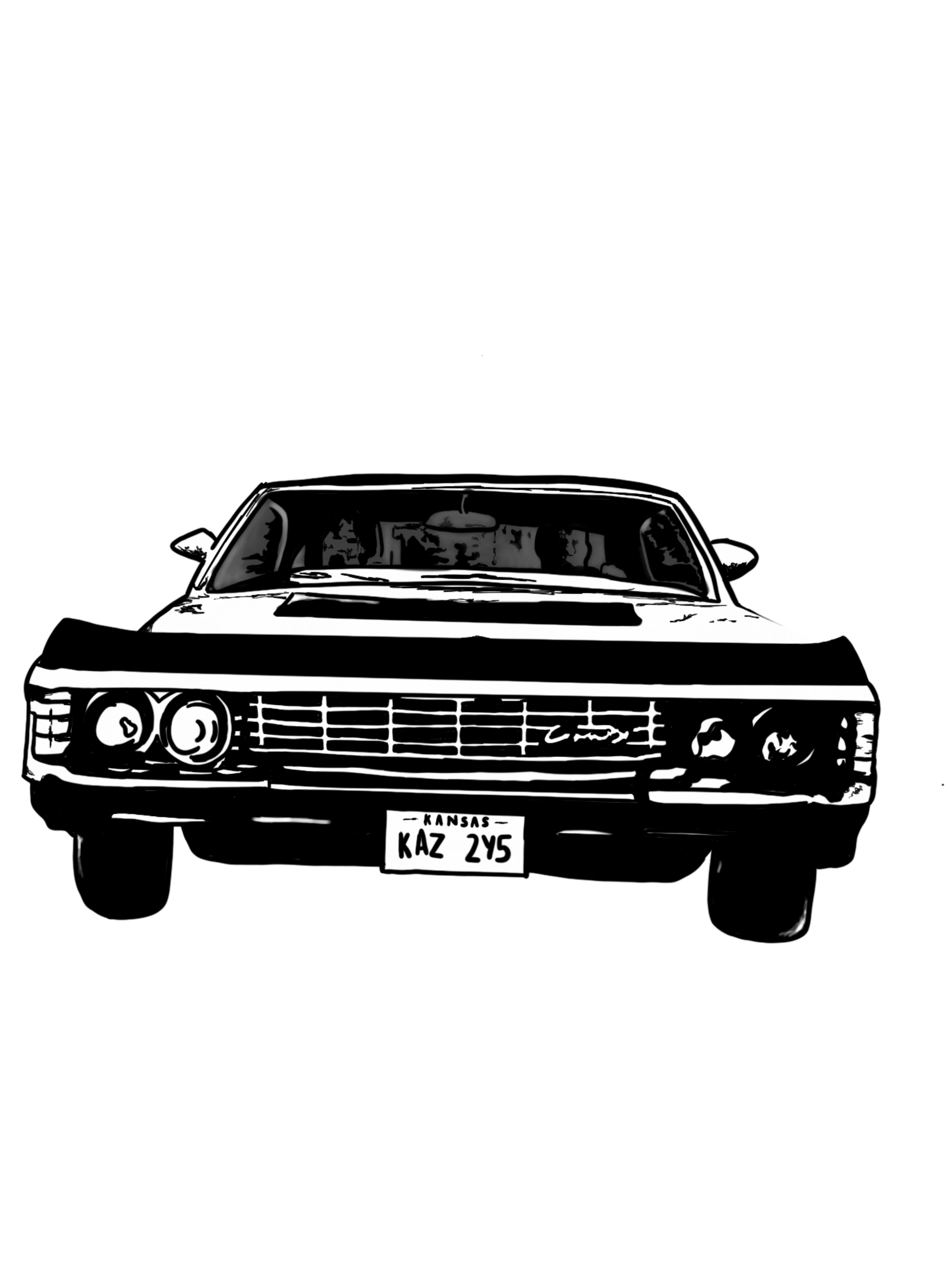 67 Chevy Impala Png No Background & Free 67 Chevy Impala No.