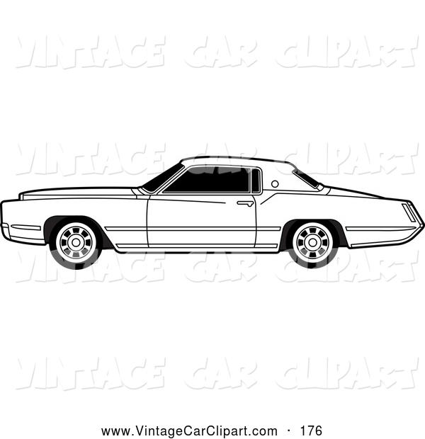 1967 impala clipart.