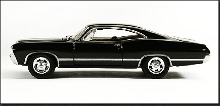 Car clipart impala.