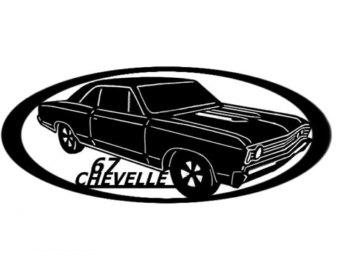 Chevelle clip art.