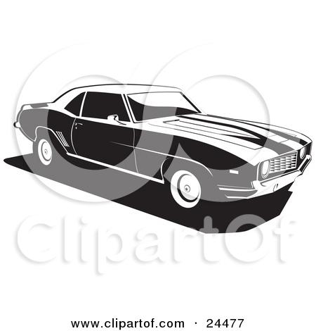 1967 camaro clipart.
