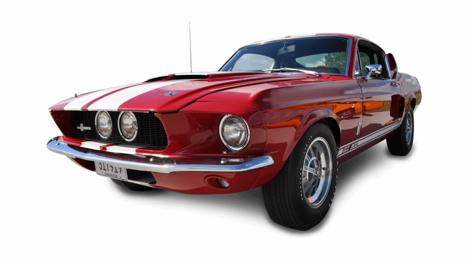 1967F Mustang Gt500 Ford Mustang 1967 Png.