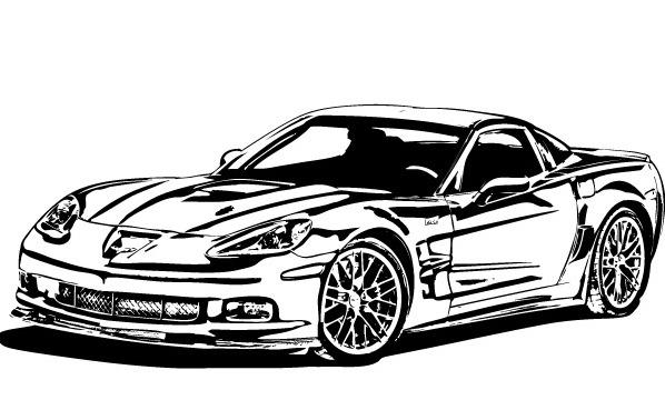 Free Corvette Cliparts, Download Free Clip Art, Free Clip.