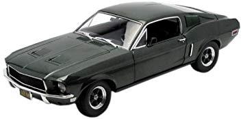 Buy 1968 Ford Mustang GT Fastback Bullitt: Steve Mcqueen.
