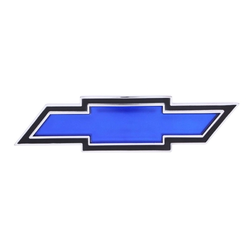 1969 Camaro Rear Tail Light Panel Bowtie Emblem, USA Made.