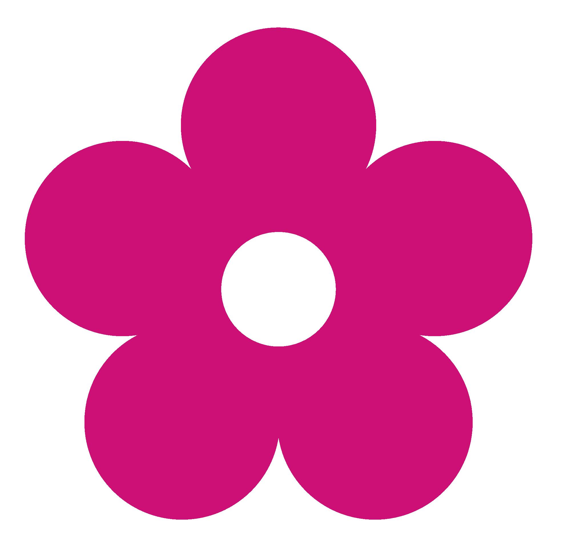 The Blue Flower Clip art.