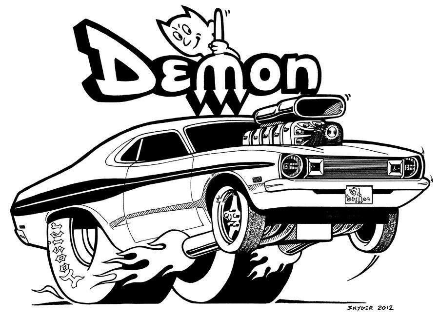 Demon 340.