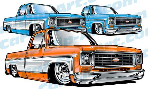 Chevy C.