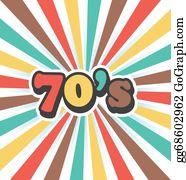 70S Clip Art.