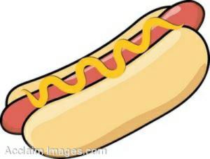 Acclaim Imagescom Hotdog Clipart.