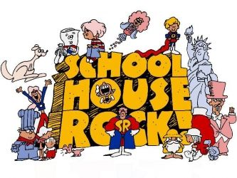 Schoolhouse Rock. How the majority of the 1970s kids passed.