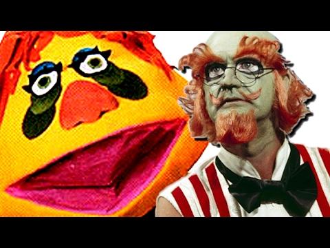 8 Insane & Kinda Creepy Kids\' Shows From 70\'s Weirdness.