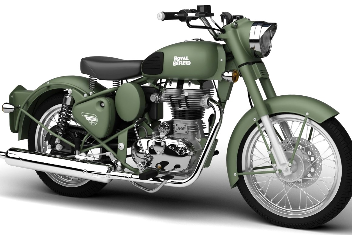 How Royal Enfield became the top.