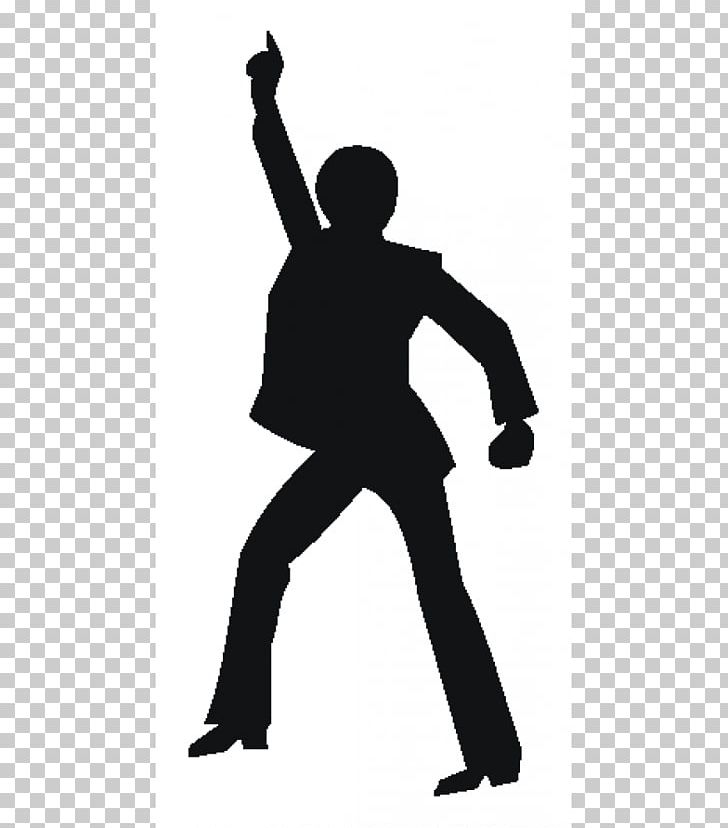 Disco 1970s Dance Silhouette PNG, Clipart, 1970s, Angle.